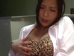 Rin Sakuragi in Lewd Female Surgeon part 1.3