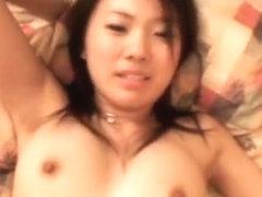 Fabulous Japanese whore Sana Aoi in Hottest POV JAV video