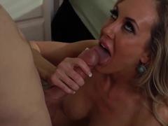 Brandi Love and Jessy Jones in nice milf porn