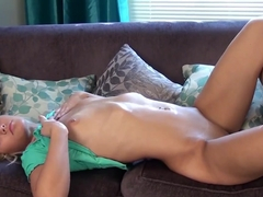 Evelyn masturbating for you
