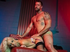 Brittany Amber & Vinny Castillo in The Pick Up Club Video