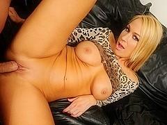 Mellani Monroe in Blonde MILF With Big Booty