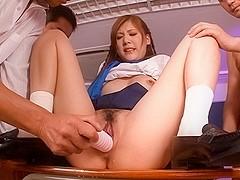 Incredible Japanese whore Nozomi Nishiyama in Exotic JAV uncensored Teen movie