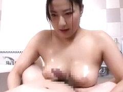 Amazing Japanese whore Megumi Haruka in Horny Fetish, Handjobs JAV movie