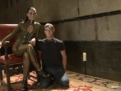 Real Life BDSM couple