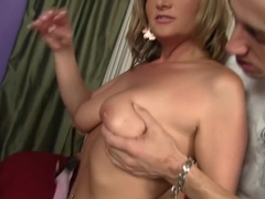 Best pornstar Amber Rayne in amazing big tits, squirting sex movie