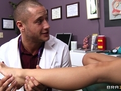 Doctor Adventures: Pervert Podiatry