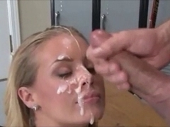Amazing Facual Cumshots 12