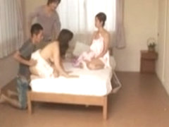 Japanese Step Mom Chisato & Riko 2 - MrBonham