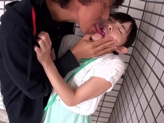 Shy Japanese Schoolgirl