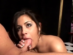 Horny pornstar Michelle Avanti in best small tits, facial adult clip