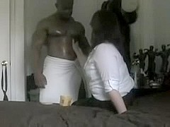 Chubby Wife And Big Black Dude