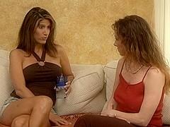 Torri Secret & Miranda in Lesbian Triangles #07, Scene #04