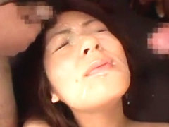 Amazing Japanese slut Akane Mochida in Exotic Public, Blowjob JAV video