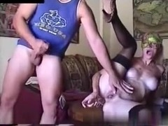 Spanish girl elsa y berg masked homemade sex fantasy