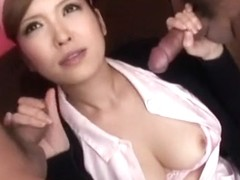 Riana Natsukawa Uncensored Hardcore Video with Creampie, Dildos/Toys scenes