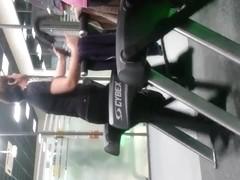 tights Spandex gym