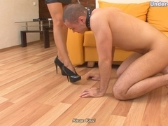 Under-Feet Video: Alexa