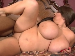 big beautiful woman 38D Drilled by Darksome