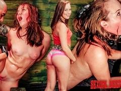 Charli Acacia #1 Sexual Disgrace BDSM Virgin - SexualDisgrace