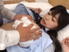 Tokyo schoolgirl gets a fucking