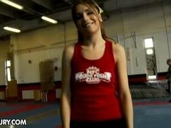 Nude Fight Club Presents: White Angel vs Leyla Black