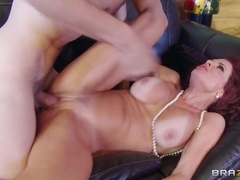 Milfs Like it Big: Squirting On Santa. Veronica Avluv, Danny D