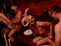 Masked Swingers Movie