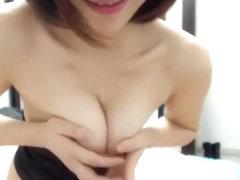 Horny Webcam clip with Asian scenes