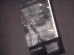 Window voyeur video of my neighbor looking so hot