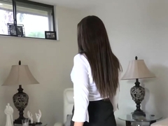 PropertySex Foxy Real Estate Agent Revenge Sex With Very Lucky Client