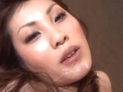 Hottest Japanese girl Ryo Shinohara in Exotic Threesomes, Stockings/Pansuto JAV movie