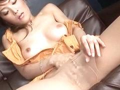 Hottest Japanese model in Best Solo Girl, Fingering JAV clip