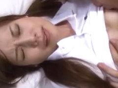 Amazing Japanese chick Yuuha Sakai, Kana Oohori, Mayuka Akimoto in Hottest Cunnilingus JAV movie