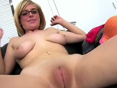 All American Girl Loves Anal