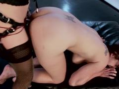 Electro-Sex Slave: Bella Rossi