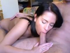 Hottie not hiding her desire