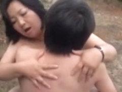 censored asian matures outdoors sex p1