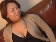 Japanese Chubby Mature Creampie Rie 37years