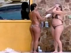 Large Brother Brasil Outdoor Shower