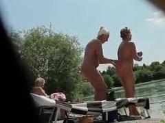 Nude Beach Voyeur 1