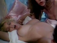 Bambi Woods, Robert Kerman, Ashley Welles in vintage sex site