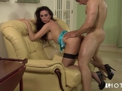 HotGold Video: Anal Milf