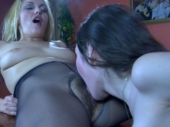 Pantyhose1 Video: Bessy A and Crystal