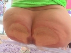 Blowjob mixed with cock-riding