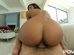 Chloe Amour. Bad Girls Wake With Toys - POVD