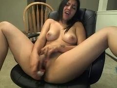 Kelli Masturbating On Livecam #07