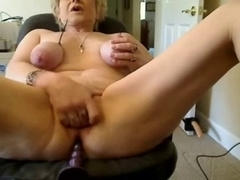 Granny Shows Us How To Have Enjoyment