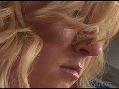 Little Mutt Video: Kimber - Wet Wild and Pink