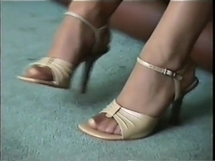 Nylon feet and shoes 5